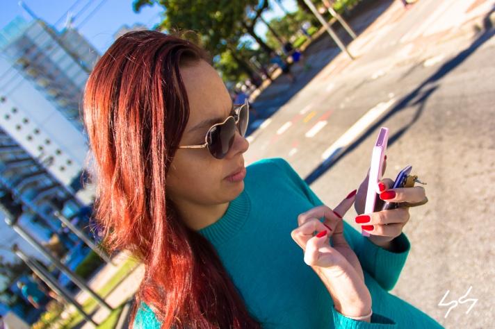 Santos celular Apps 1